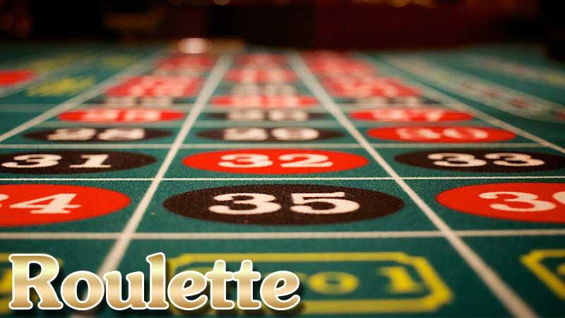 Roulette-.
